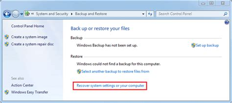 reseter mg2570 win7 how to reset windows 7 to factory settings without install