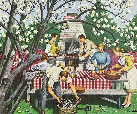 dans backyard bbq 1000 id 233 es sur le th 232 me barbecue r 233 tro sur pinterest