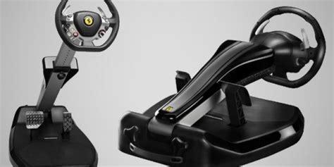 volante 458 italia xbox 360 volant vibration gt cockpit 458 italia edition