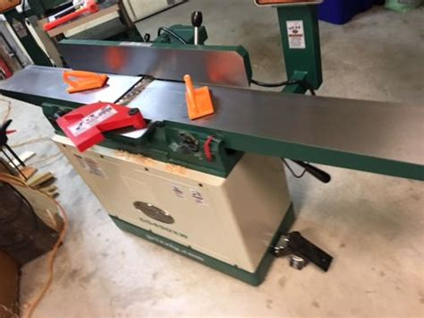 woodworking jointer reviews review jointer grizzly g0490xw by dannmarks