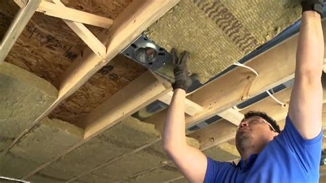 how to insulate around recessed lights insulating soundproofing around pot lights or recessed