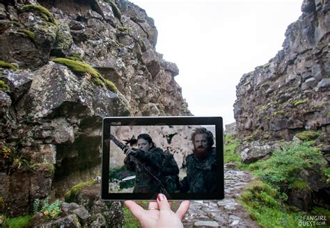up film location game of thrones filming locations matched up with stills