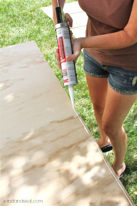 how to make a storage bench diy outdoor storage box bench sand and sisal