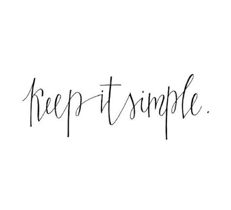 simple quotes keep it simple quote q u o t e s fonts