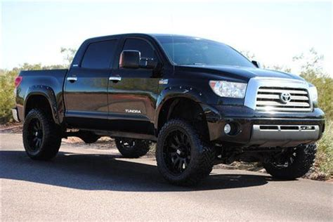 Used Toyota Tundra Crewmax 4x4 For Sale Buy Used 2007 Toyota Tundra Crewmax Limited 4x4 In Las