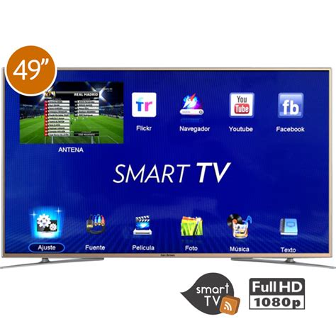 tv smart smart tv 49 ken brown kb2280 fhd en cetrogar