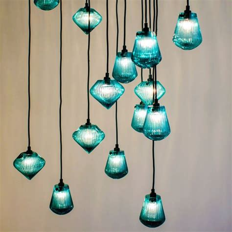 glass for pendant lights 15 blown glass pendant lighting ideas for a modern and