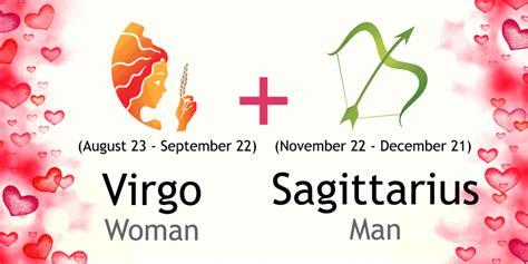 sagittarius and virgo in bed virgo woman and sagittarius man love compatibility ask