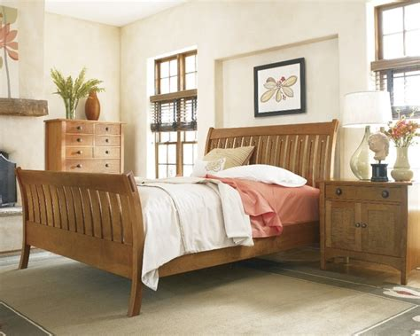 stickley bedroom furniture stickley mission sleigh bed craftsman bedroom other metro by stickley furniture