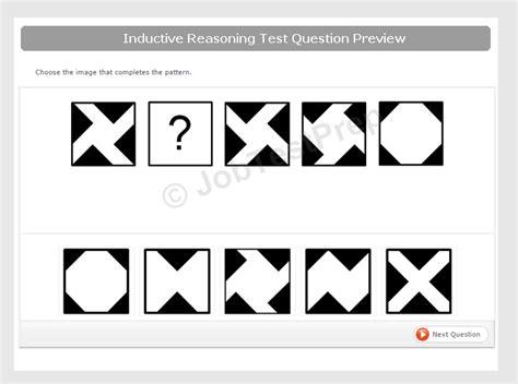 pattern psychometric test inductive reasoning test prep practice exles tips