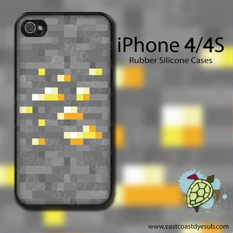 Casing Iphone 5 5s Se Minecraft Gold Digger Custom 40 best images about minecraft phone cases on minecraft stuff apple iphone 3 and