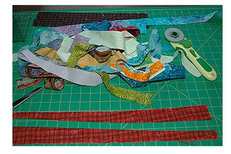 Learn To Make Quilts by Learn How To Make String Quilts