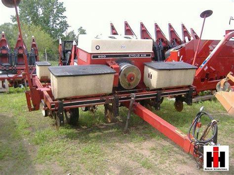 Ih Planter by Ih 800 Cyclo Planter International