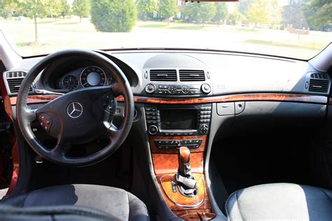 Mercedes E Class Interior by 2005 Mercedes E Class Pictures Cargurus