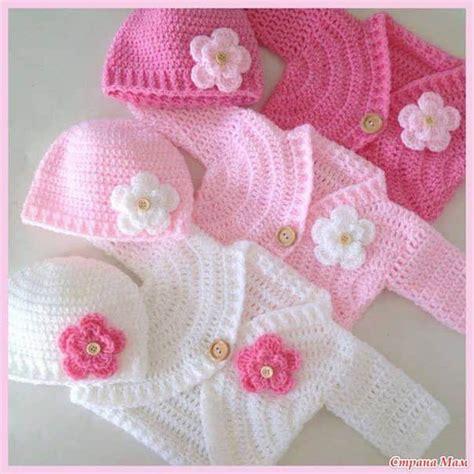 tutorial merajut jaket patron chambritas para bebe a crochet gratis