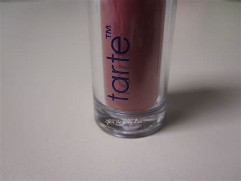 Tarte Inside Out Vitamin Lipgloss by In The Golden State Tarte Vitamin Infused Lipgloss