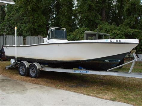 center console boats over 40 ft 1976 23ft mako the hull truth boating and fishing forum