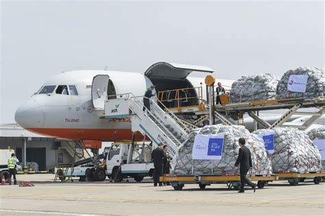 cainiao launches global air freight service chinadaily