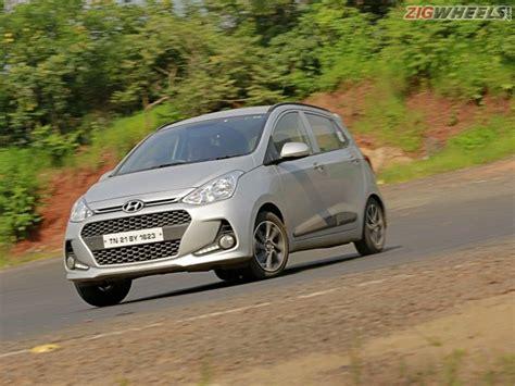 hyundai i10 service cost hyundai grand i10 diesel 3500km term review zigwheels