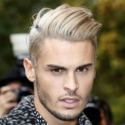 combover short sides 33 hairstyles for men with straight hair