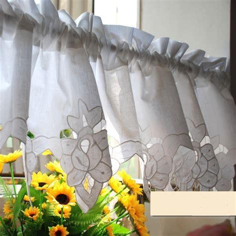 white cotton cafe curtains popular cotton cafe curtains buy cheap cotton cafe