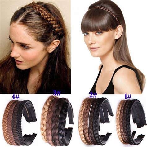 hair accessories for over fifty women girls vintage headband braids hair band headwear