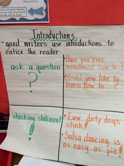 light on a hill informational text anchor charts 71 best images about informational writing charts on pinterest