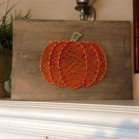 String Ideas - fall string ideas and tutorial sugar bee crafts