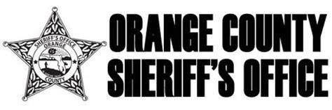 Orange County Sheriffs Office by Orange County Sheriff S Office And Orange County