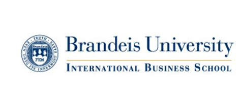 Brandeis Mba Deadline the mba tour brandeis