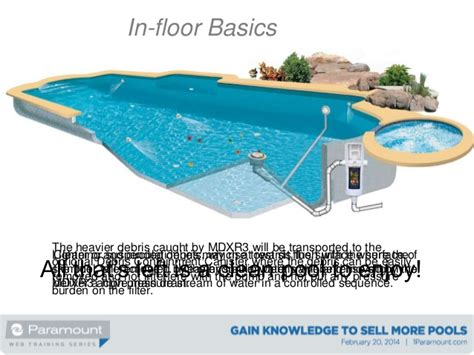 how to sell a pool paramount web training series gain knowledge to sell more