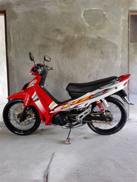 Modifikasi Yamaha F1zr by F1zr 2002 Modif Std Yamaha F1zr 2002