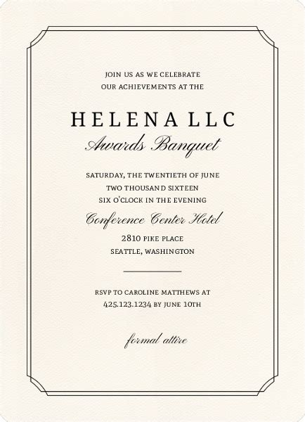 formal invitation template for an event formal invitation for event ideal vistalist co