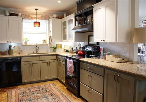 chalk paint rona chalk painted kitchen cabinets kitchen cabinet makeover