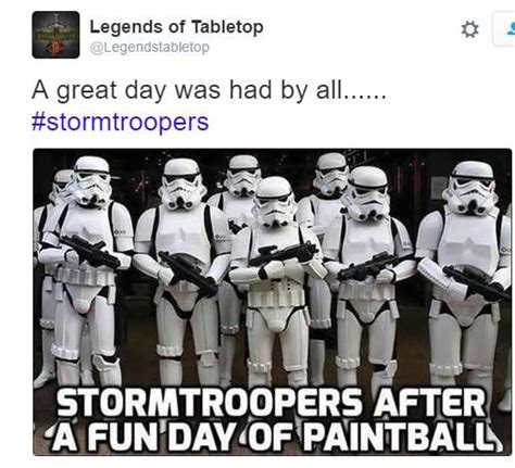 Stormtrooper Meme - star wars the best stormtrooper memes you need to see