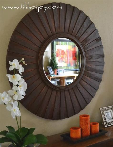 diy mirror projects diy craft project sunburst mirror diy mirror diy home diy decor diy mirrors