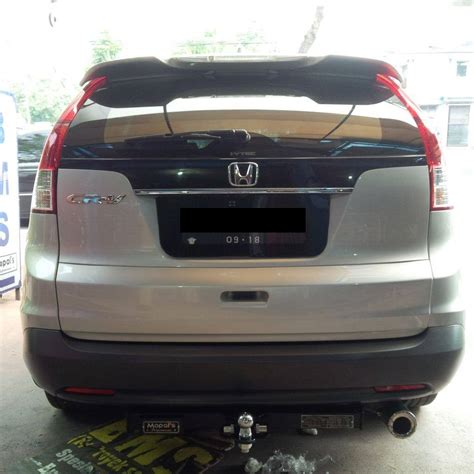 Towing Bar Honda Crv Gen3 jual towing bar honda grand new crv nels accesories