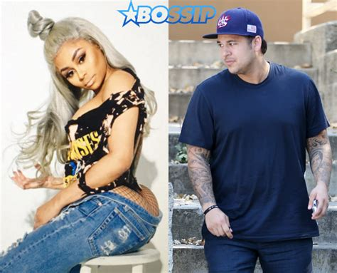 rob kardashian and blac chyna confirmed dating bossip