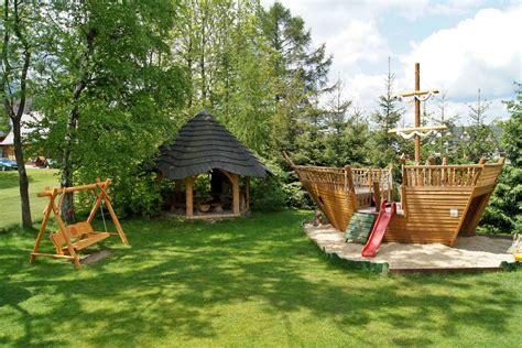 Garten Kinderfreundlich Gestalten by Ein Spielschiff F 252 R Den Garten Heimwerken