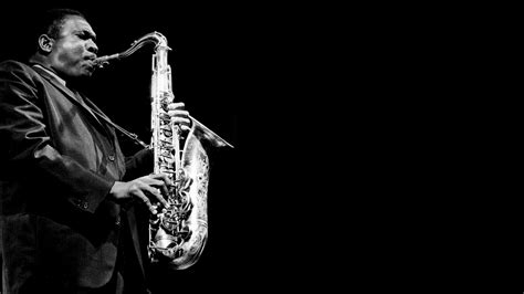 jazz wallpaper black and white john coltrane music fanart fanart tv