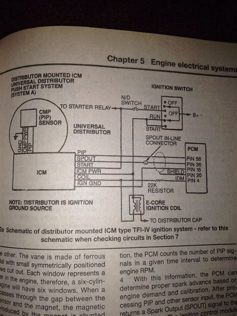 power   ignition control module ford truck enthusiasts forums