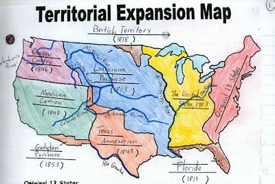 us territorial expansion map blank yukonhistoryblog territorial expansion map hw