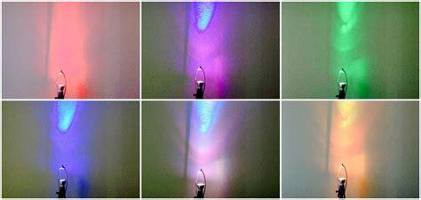 light bulbs that change color color change light bulbs