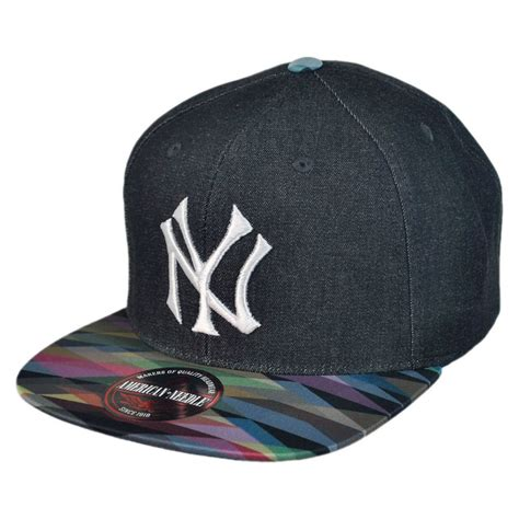american needle new york yankees mlb geo tag strapback