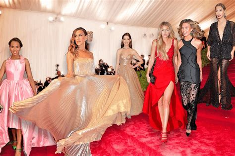 the year i met behind the scenes of the met gala s celebrity guest list how stars score fashion s biggest