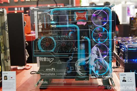 spray paint motherboard the best pc cases of computex 2016 lowyat net