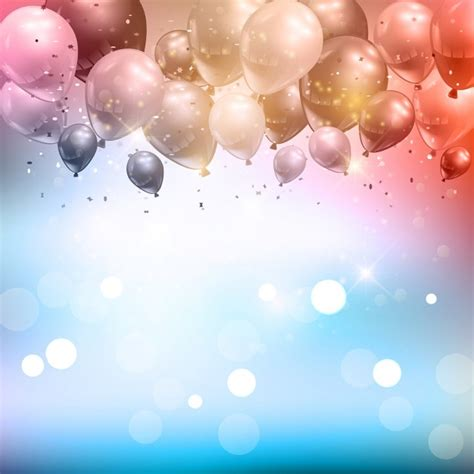 Confetti And Balloons » Home Design 2017