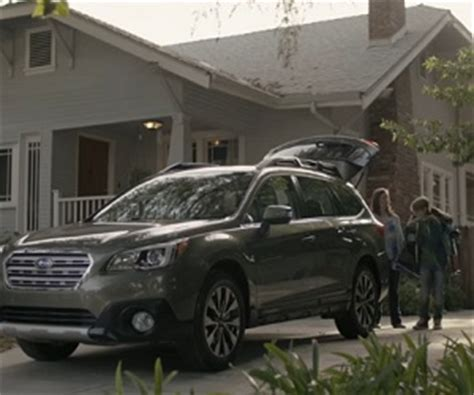 subaru commercial 2017 subaru outback commercial 2017 with dangerous objects