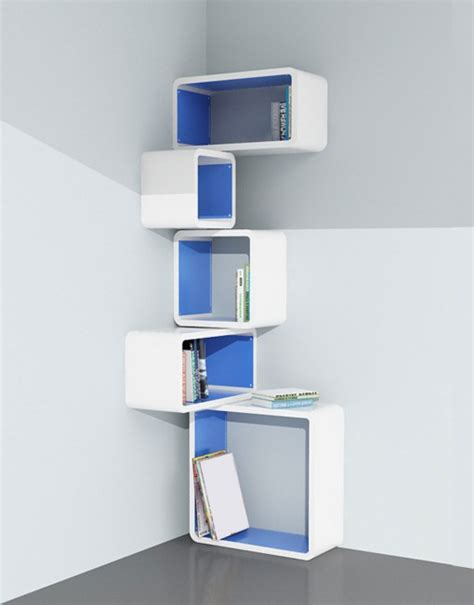 etagere 1 50 m modular corner cube shelf m expand furniture