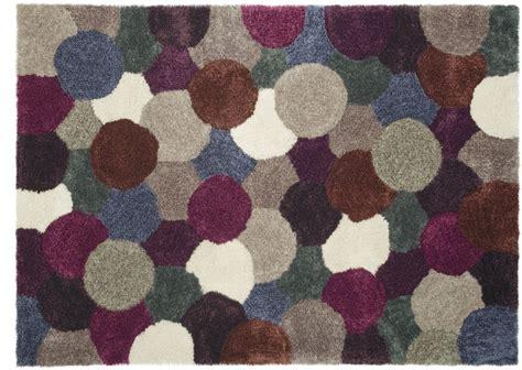 espina teppiche arte espina shaggy 8103 blau teppich hochflor
